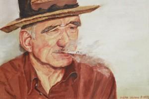 10-Oleo-de-lamo-en-Joan-del-barranco-con-el-sombrero-des-Capitanet-e1399472632650