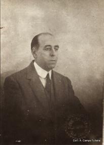 Josep Cardona Fullana. Gerent del Banc de Ferreries