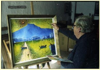 Joan Serra pintor