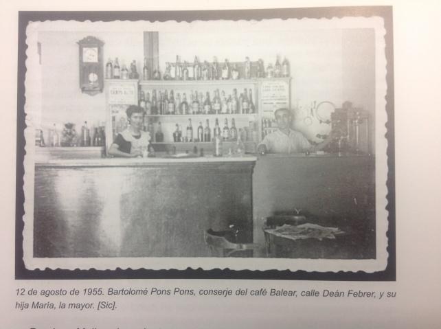 Es Casino de Can Tomeu, 1955