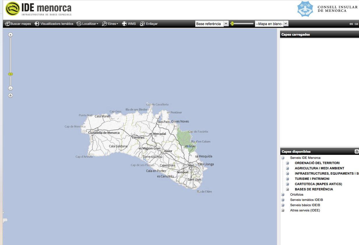 IDE Menorca